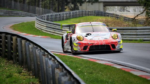 NLS 3 - Nürburgring - 1. Mai 2021