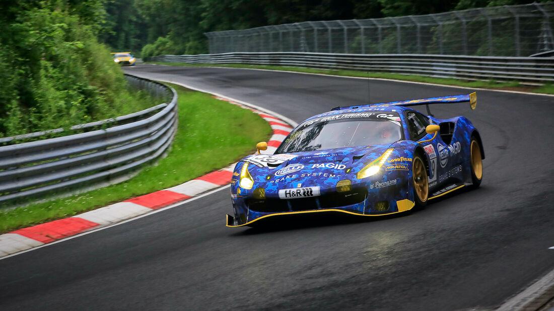 NLS 5 - Nürburgring - 10. Juli 2021