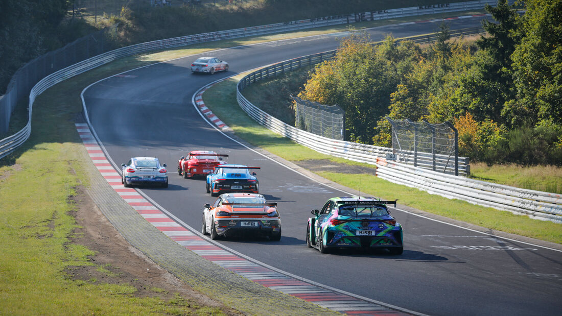 NLS 9 - Nürburgring - 9. Oktober 2021