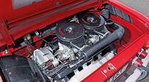 NSU 1200 TT, Motor
