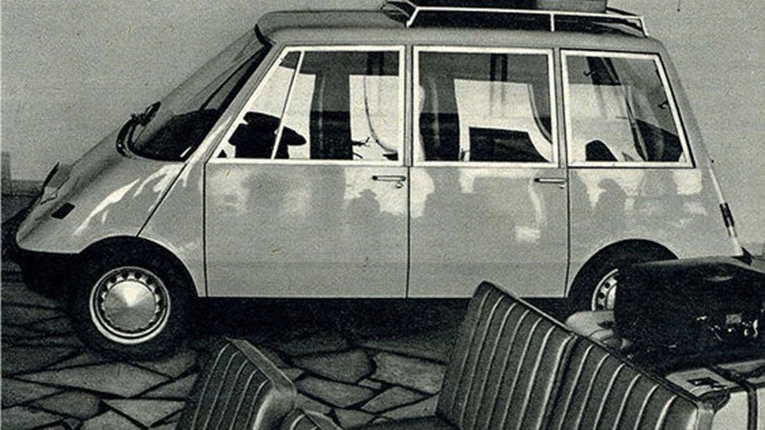 NSU, Autonova Fam, IAA 1965