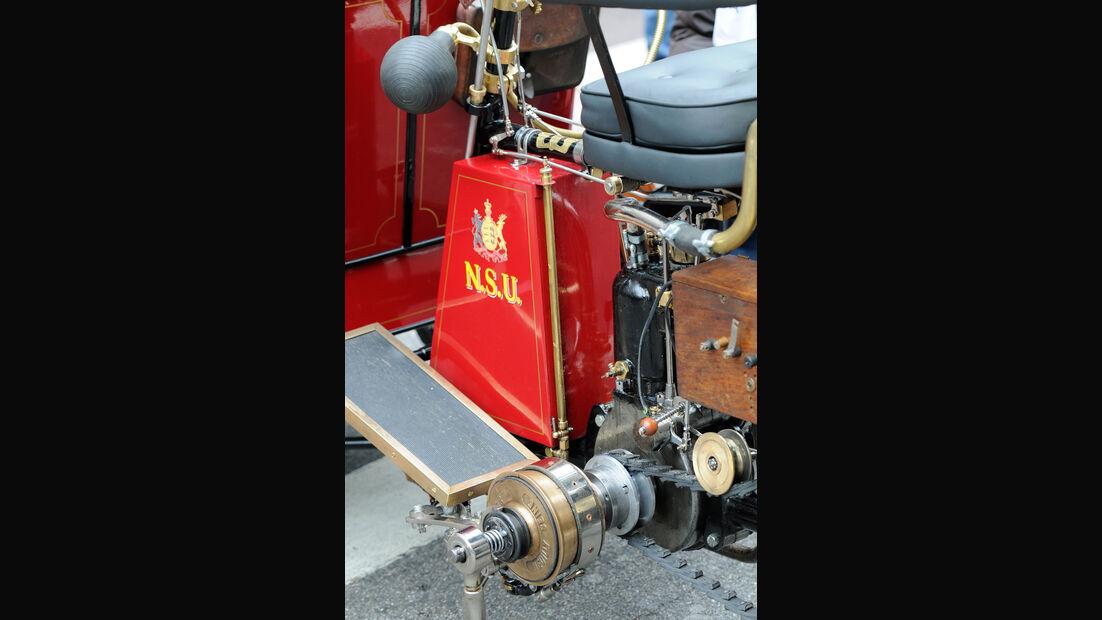 NSU-Dreirad von 1904
