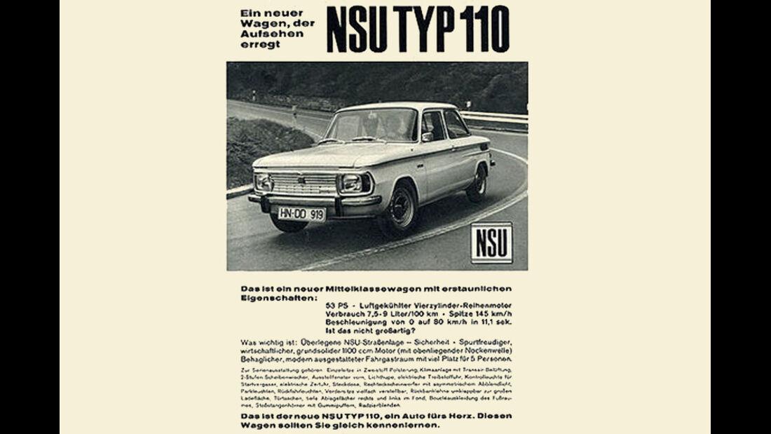 NSU, IAA 1965