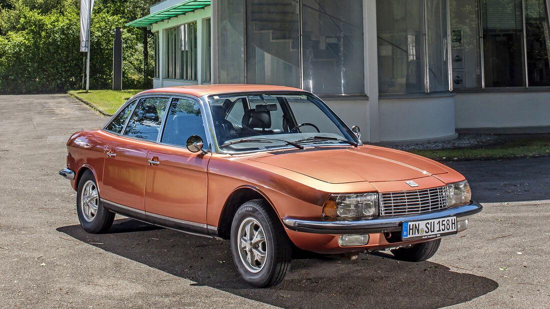 NSU RO 80, Exterieur
