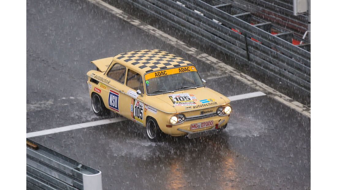 NSU TT - #105 - 24h Classic - Nürburgring - Nordschleife