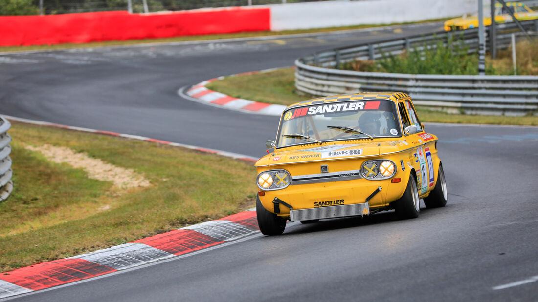 NSU TT - Startnummer 16 - 24h Classic - 24h Rennen Nürburgring - Nürburgring-Nordschleife - 25. September 2020