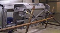 NSU Wankel-Spider, Chassis