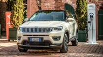 Nachbericht Leseraktion Jeep, Jeep Exterieur