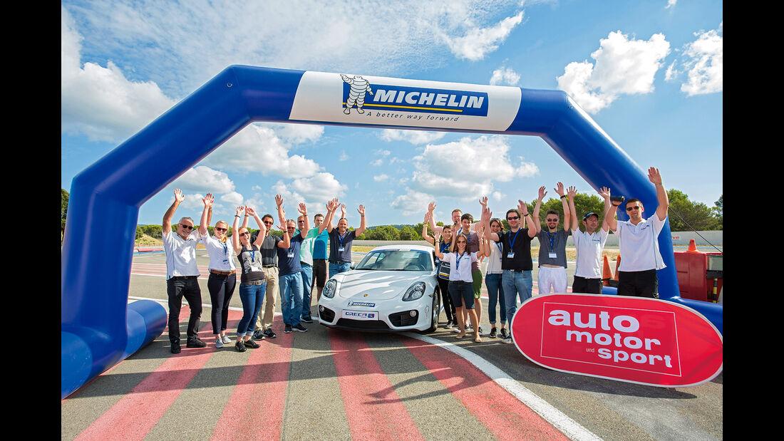 Nachbericht Leseraktion Michelin