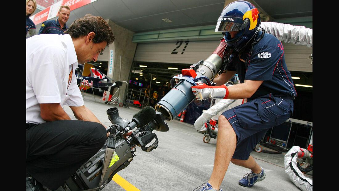 Nachtanken - Formel 1
