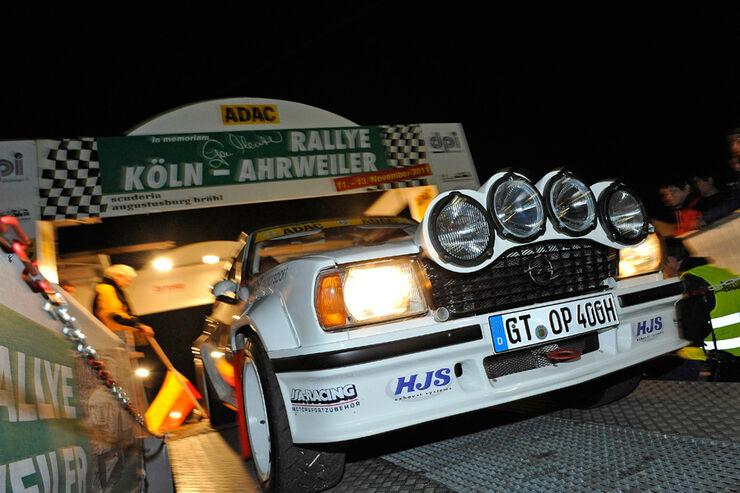 Nachtstart, Opel