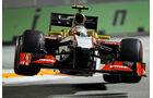 Narain Karthikeyan F1 Singapur 2012