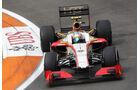 Narain Karthikeyan GP Europa 2012