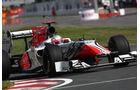 Narain Karthikeyan - GP Kanada 2011