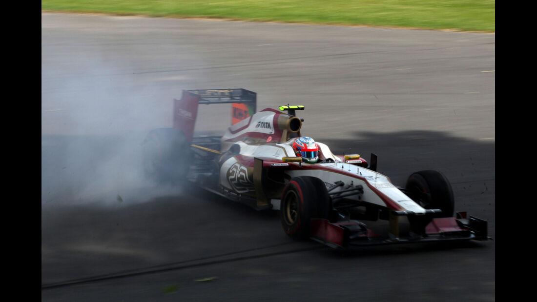 Narain Karthikeyan GP Kanada 2012