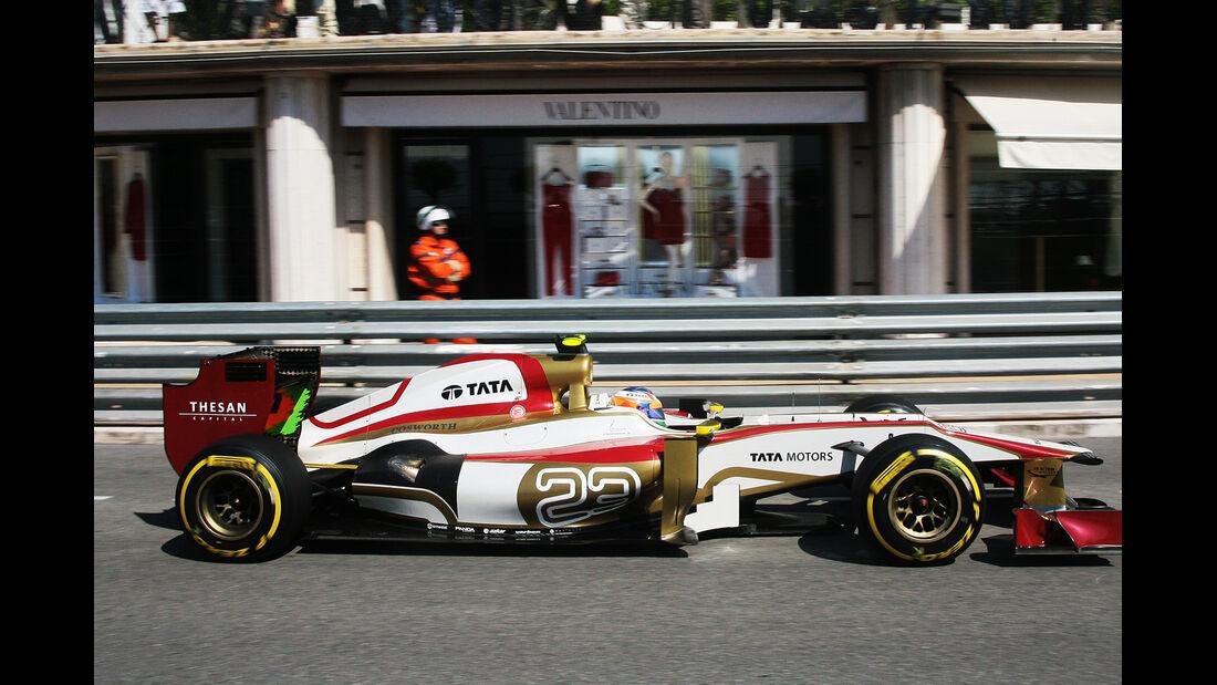 Narain Karthikeyan - GP Monaco 2012