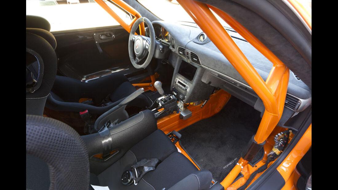 Nardo 2010 Tuning-Modelle, 9ff Porsche, Innenraum