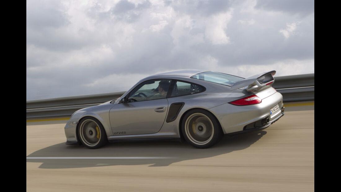 Nardo Highspeed-Test 2010, Porsche 911 GT2 RS