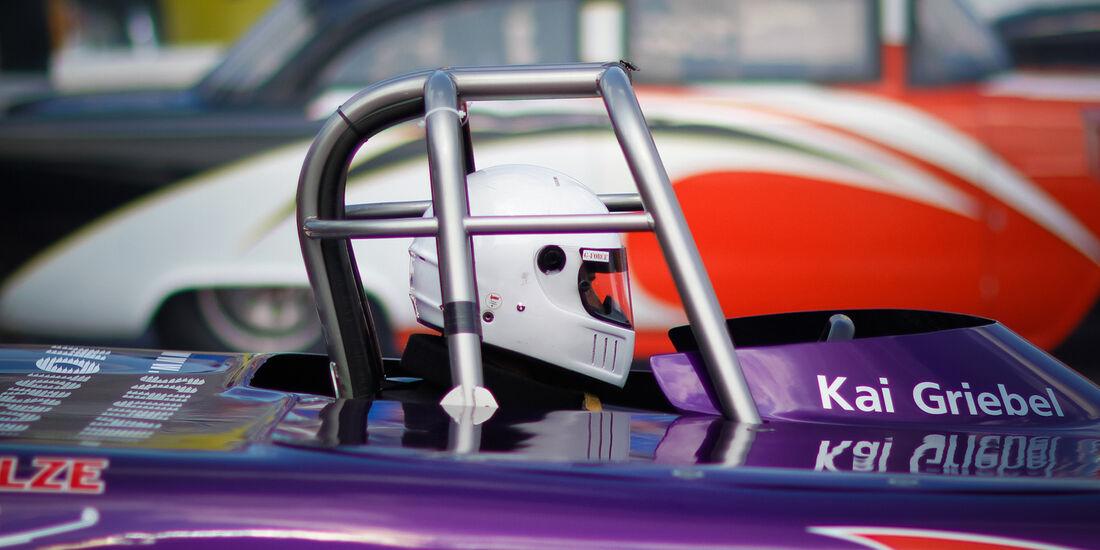 Nascar Cockpit Käfig 2012