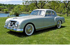 Nash-Healey LeMans Coupe - Frontansicht