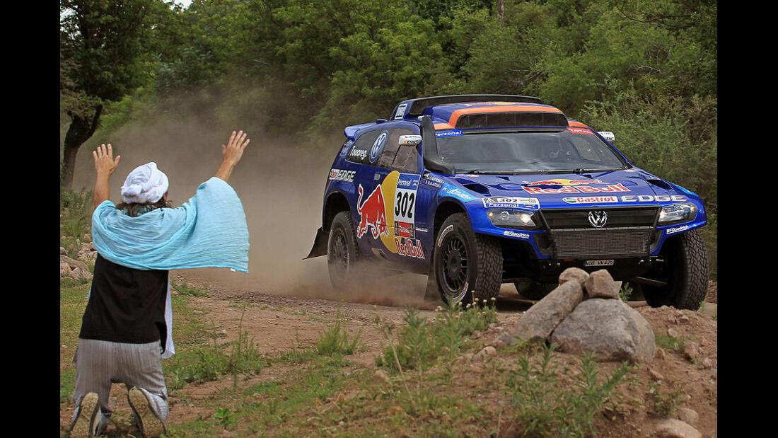 Nasser Al Attiyah - Dakar 2011