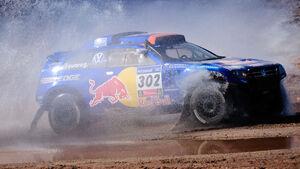 Nasser Al-Attiyah Dakar 2011