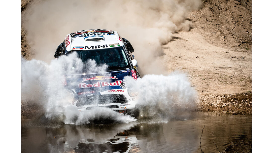 Nasser Al Attiyah - Dakar 2016