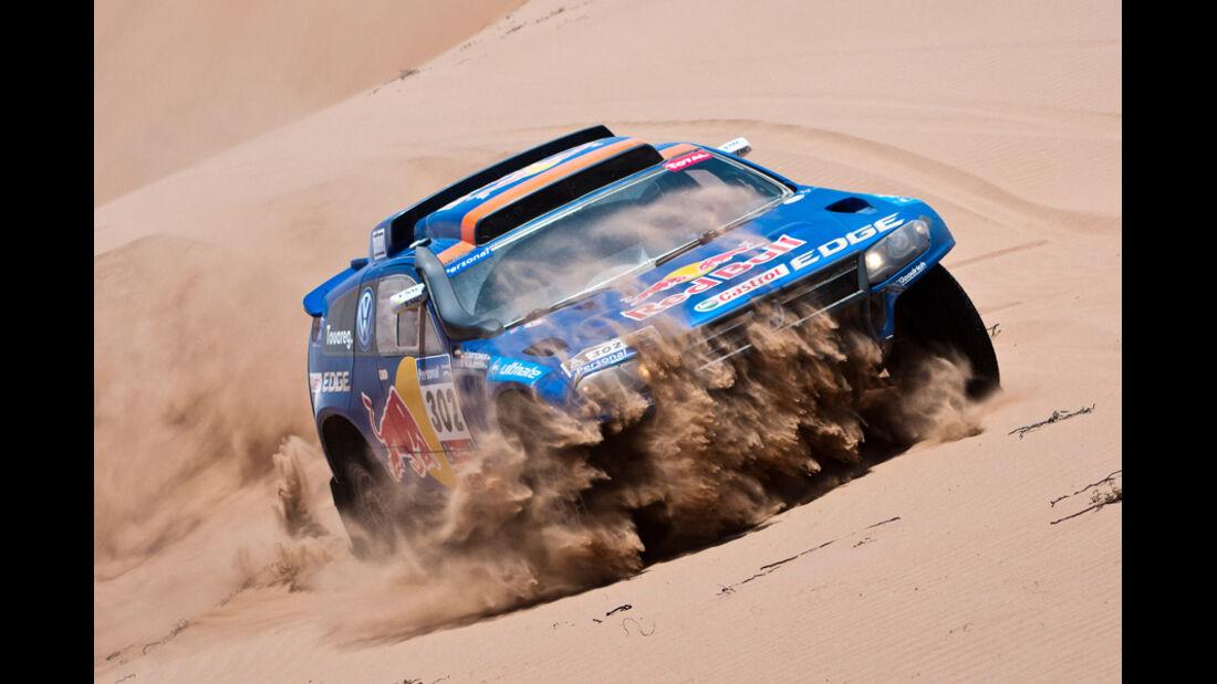 Nasser Al Attiyah Rallye Dakar 2011