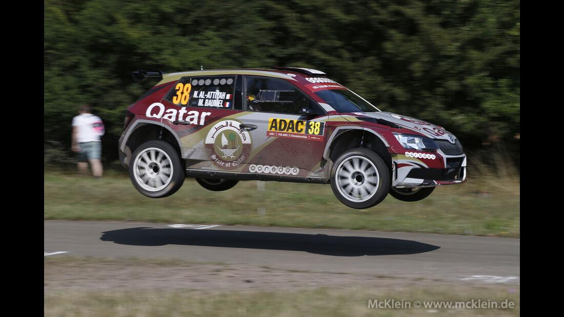 Nasser Al-Attiyah - Rallye Deutschland 2015