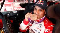 Nasser Al-Attiyah Rallye Wales 2012