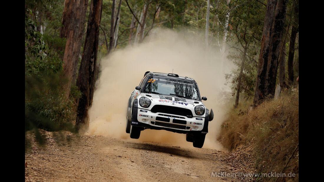 Nathan Quinn - Rallye Australien 2013
