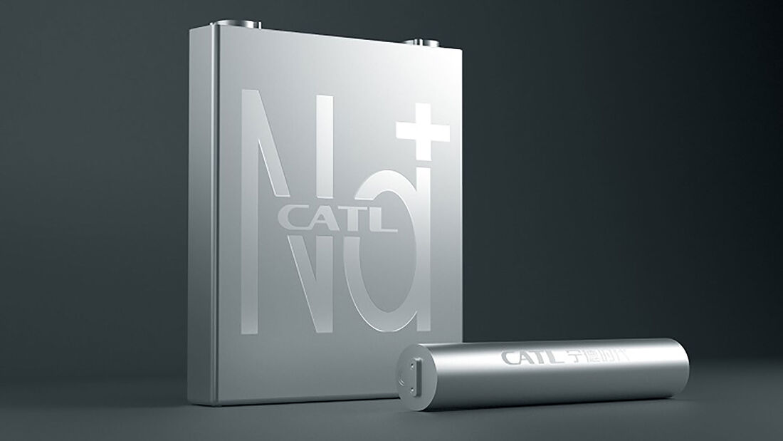 Natrium-Ionen-Batterie von CATL