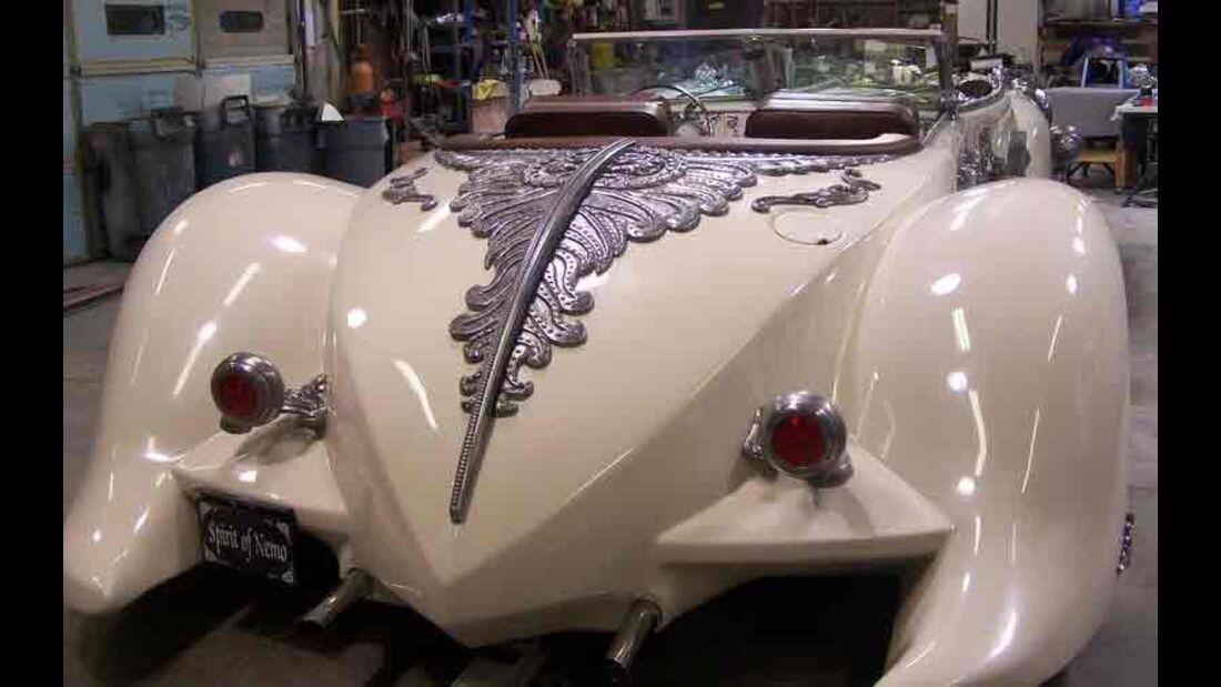 Nautilus Car Replica