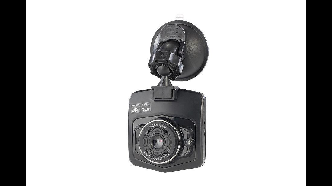 Navgear VGA Dashcam, ADAC Dashcam-Test 2018