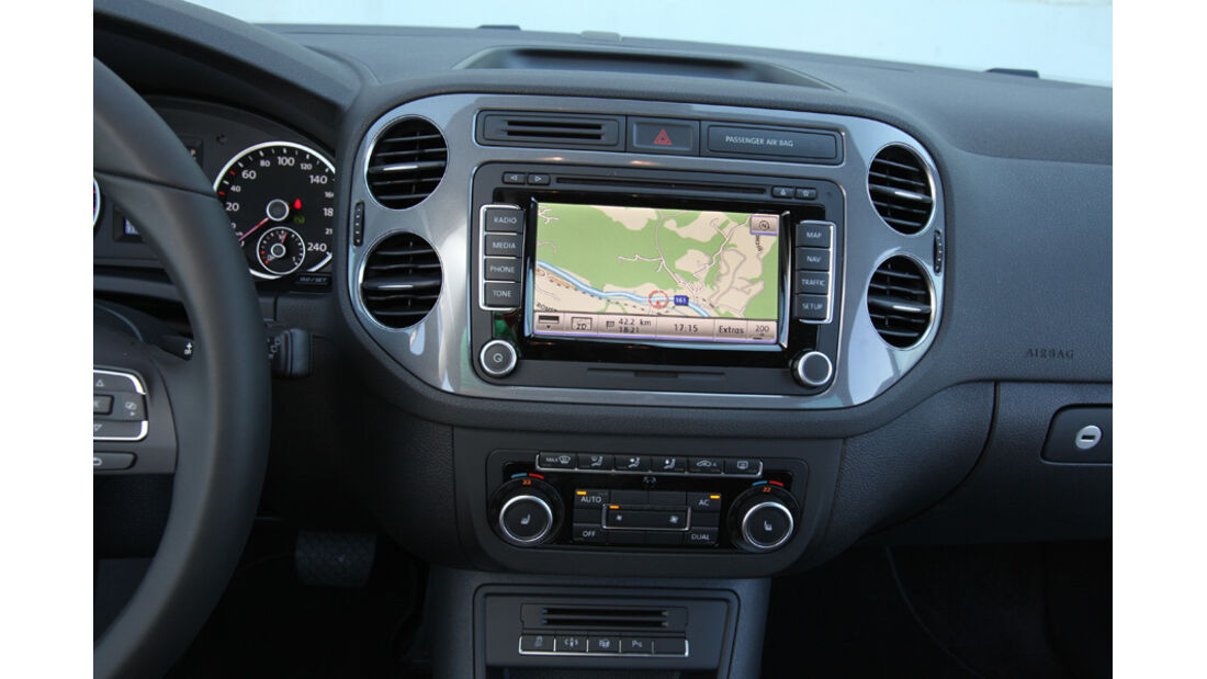 Navigationsgerät Multimediasystem