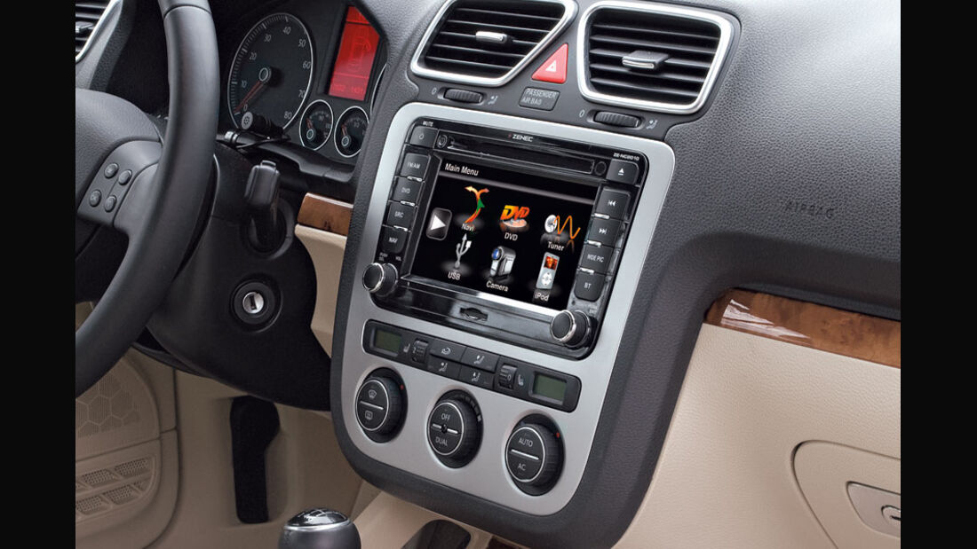 Navigationssysteme zum Nachrüsten, Zenec E>Go-Serie