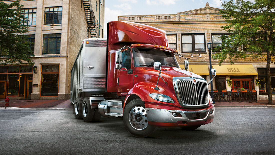 Navistar International RH Lkw