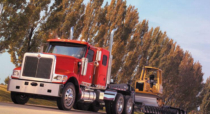 Navistar Paystar Truck LKW