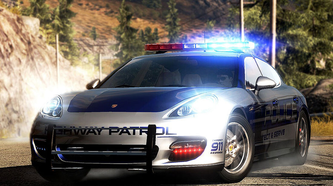 Ned for Speed Hot Pursuit 2
