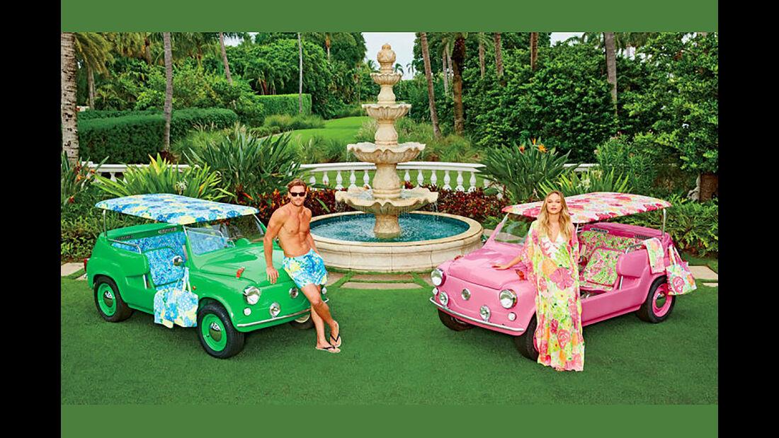 Neiman Marcus Island Cars
