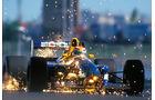 Nelson Piquet, Benetton, Rennen, Funkenflug