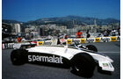 Nelson Piquet - Brabham BT49C - GP Monaco 1981