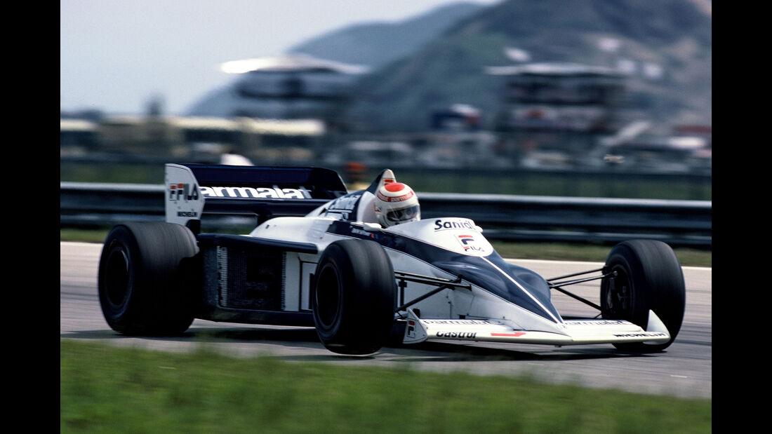 Nelson Piquet - Brabham BT52 - BMW