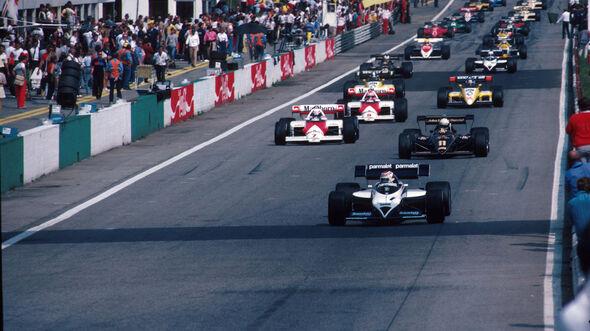 Nelson Piquet - Brabham BT53-BMW - GP Österreich 1984
