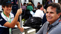 Nelson Piquet - Formel 1 - GP Brasilien - 9. November 2014