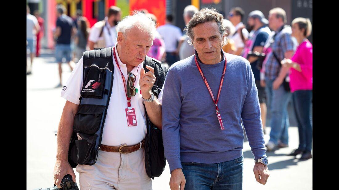 Nelson Piquet - Formel 1 - GP Österreich - 1. Juli 2018