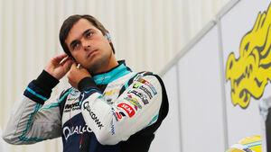 Nelson Piquet - Formel E 2014