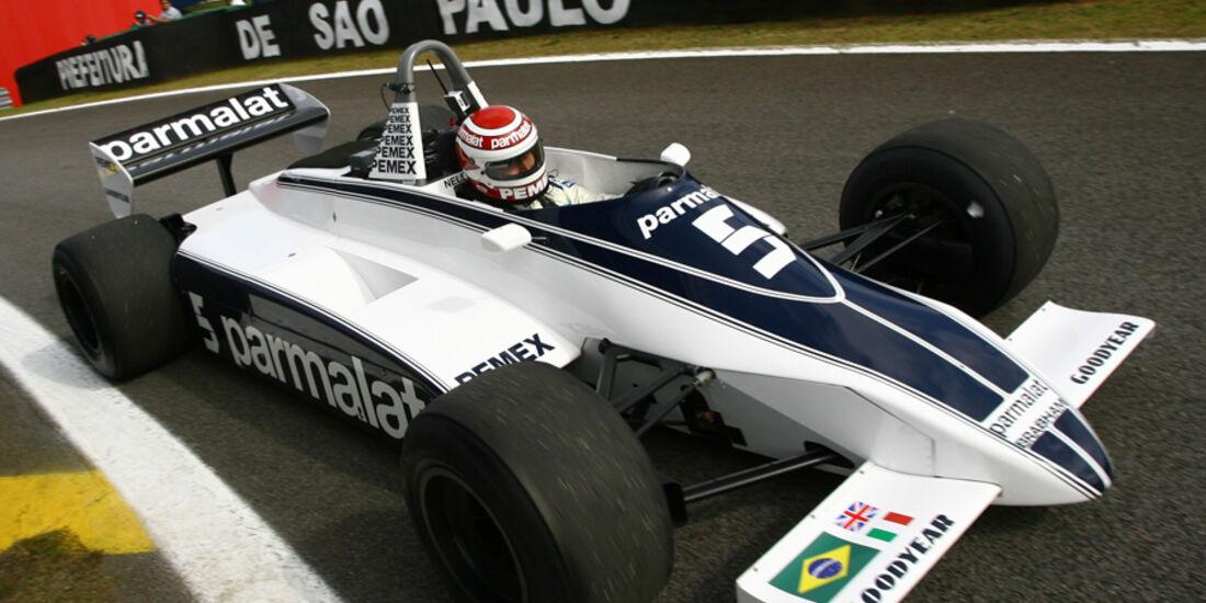 Nelson Piquet GP Brasilien 2011