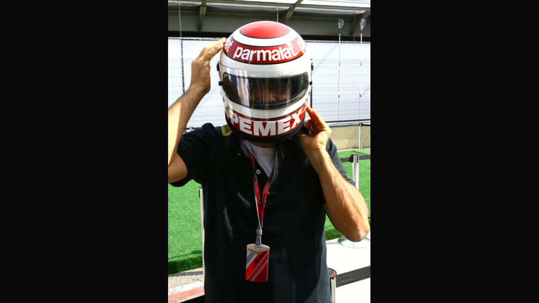 Nelson Piquet - GP Brasilien - 26. November 2011