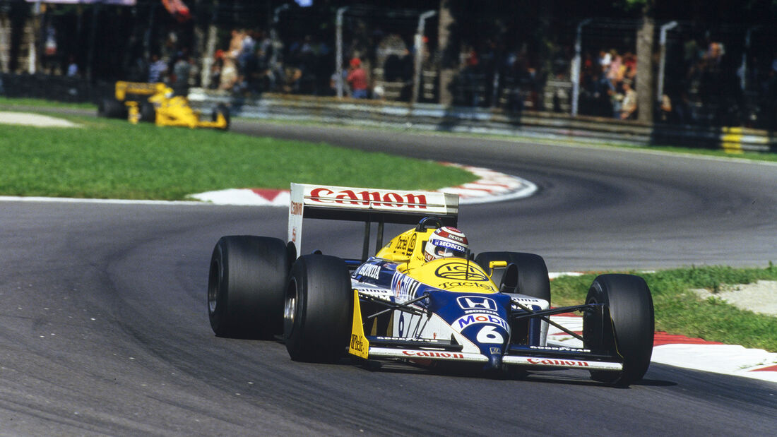 Nelson Piquet - GP Italien 1987